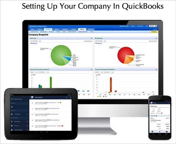 How to Setup Your Company in QuickBooks